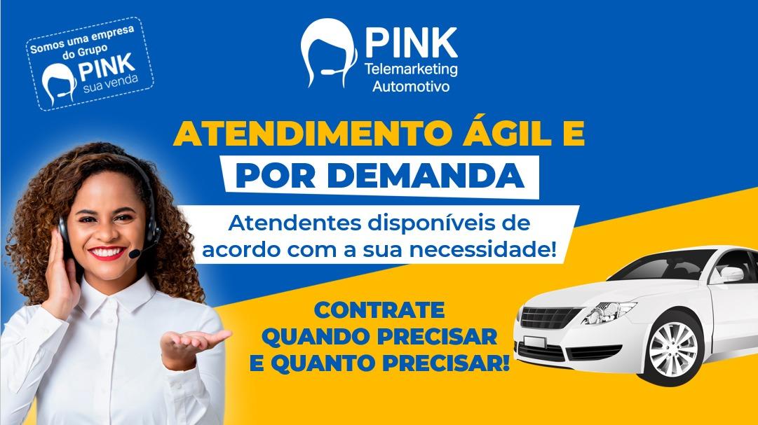 Pink Telemarketing